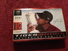 Tiger Woods Collector Series 1 2000 US Open Nike Golf Tin Commerative Balls