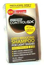 Just For Men ControlGX Grey Reducing Shampoo for Light Shades 5 fl oz/147 ml