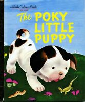 LIKE NEW The Poky Little Puppy A Little Golden Book Classic illustrated hardback