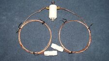 HAM -  DIPOLE - ANTENNA -  75/80 Meters -by SPI-RO ANTENNAS -- NEW!!