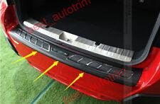 Outsid Rear Bumper Protector Trim For Subaru XV Hatchback 2017 2018 New