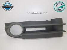 VW CADDY 2004-2011 FRONT RIGHT LOWER VENT GRILLE 2K0853684A - NEW