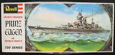 Revell H-481 - Heavy Cruiser - PRINZ EUGEN - 1:720 - Modellbausatz - Model KIT