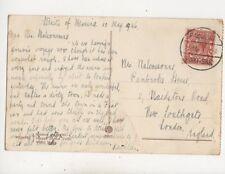 Port Said Paquebot Postmark 14 May 1926 442b