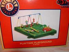 Lionel 6-82104 Playtime Playground Plug-n-Play Train Accessory O-27 New MIB 2015