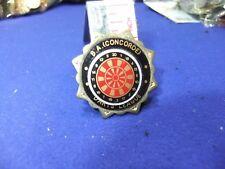 vtg badge concorde ba british airways darts league club aeronautical aeroplane