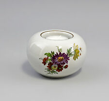 Teelicht Blumendekor  Kämmer Thüringen Porzellan 88314