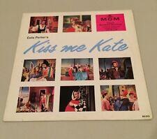 Kiss me Kate - Soundtrack OST - Vinyl Schallplatte LP