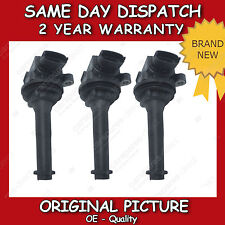 VOVLO V70 IGNITION COIL X3 PENCIL COIL 1997>2007 *BRAND NEW*
