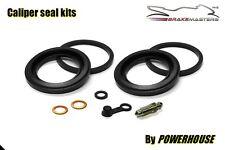 Suzuki GS 650 G 81-82 rear brake caliper seal repair rebuild kit 1981 1982