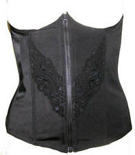 Polyester Regular Size Zip Corsets & Bustiers for Women