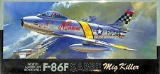 Fujimi 1:72 North American Rockwell F-86F Sabre Mig Killer Model Kit #F19