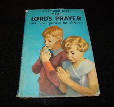 Vintage Ladybird Book THE LORD'S PRAYER  1961, Series 612 Childrens Prayers