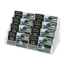 Business Card Holder 4 Level With 8 Pockets By Staples