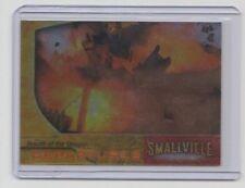 Smallville Season 3 Trading Card Insert Departures #D4