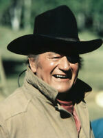John Wayne Adult Western Cowboy Hollywood Movie Star Classic Collection TShirt L