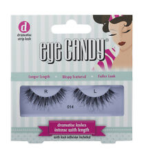 Eye Candy 50's Style Lashes - 014 - False Eyelashes with Glue Adhesive