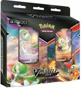 Pokémon V Battle Deck Bundle Victini V vs Gardevoir V Battle Decks SEALED NEW