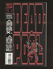 Deadpool The Circle Chase # 1 NM- Cond.