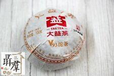 Menghai black puer tea DAE(DA YI) shu pu er 2018 V93 ripe pu erh ШУ ПУЭР 100g