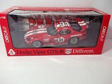 AutoArt 1/18 Dodge Viper GTS-R Rolex 24 Daytona Winner 2000