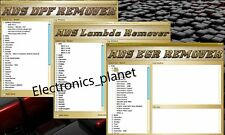 PROFESSIONAL DPF EGR FAP LAMBDA Adblue Dtc Hotstart Remover 2017.05 UNLIMITED