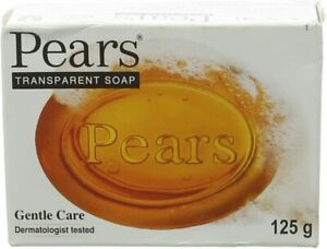 Pears Transparent Amber Soap 125 g