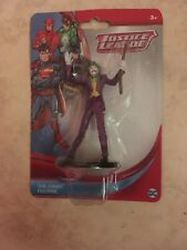 "DC Comics THE JOKER Miniature Figurine 2 3/4"" Tall Factory Sealed New"