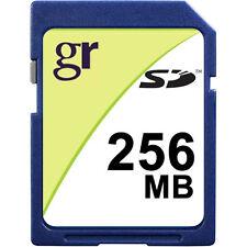 Wholesale Lot x 5 Standard 256MB SD Secure Digital Memory Card 5 Pack