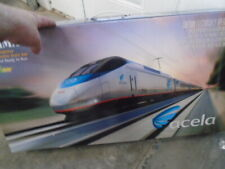 Bachmann Spectrum Acela Express Amtrak Electric Train Set HO Scale 01202 NRFB