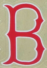 1 New Boston Red Sox Full Size Helmet 3M Sticker Decal