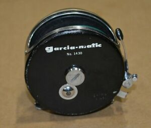 Vintage Garcia-Matic No 1430 Automatic Fly Reel
