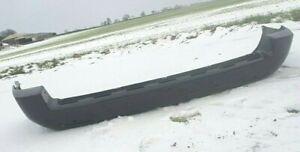 RANGE ROVER L322 VOGUE REAR BUMPER 2002-2012 BLACK