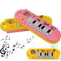 Baby Kleinkind Kleinkind Kinder Musical Klavier Spielzeug Frühe Lernspiel O3U9