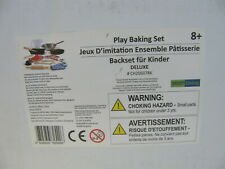 MMP LIVING PLAY BAKING SET DELUXE*24 PIECES*NIB