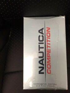 Nautica Competition Cologne Spray 2.4 fl. oz. 72 mL New in Box