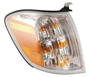 Right RH Sidemarker Lamp Assembly fits 2005 2006 Toyota Tundra Double Cab