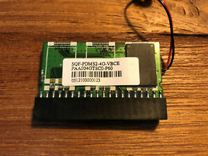 Advantech SQF-PDMS2-4G-VBCE SLC-Speicher PATA SSD