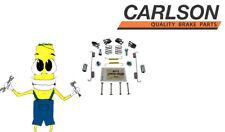 Complete Rear Parking Brake Hardware Kit for Land Rover LR3 2005-2009