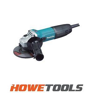 """MAKITA GA4530R 240v Angle grinder 4.1/2"""" (115mm)"""