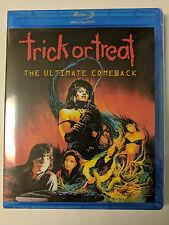 Trick or Treat The Ultimate Comeback 1986 BluRay Ozzy Osbourne Gene Simmons Rare