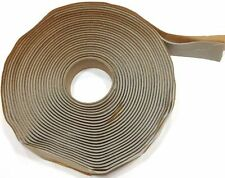 """Mobile Home/RV Tacky Tape 3/4"""" x 1/8"""" x 30' for Doors and Windows (Putty, Butyl)"""