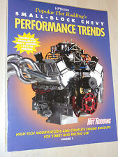 VGC Popular Hot Rodding's Small-Block Chevy Performance Trends Mods Manual 55-99