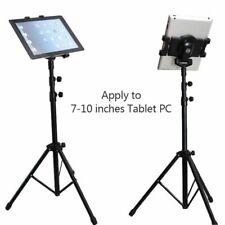Universal Tripod Mount Holder Bracket Floor Stand Foldable Tablets Cellphones