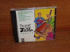JAZZ COMPILATION : THE GREAT JAZZ GROUPS : CD Album : OJCD1