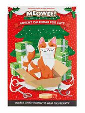 Meowee! Cat-nippy Cat Advent Calendar - Cat Nip Treats Behind Every Door