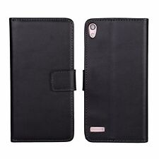Unbranded/Generic Matte Mobile Phone Wallet Cases with Kickstand