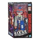 TRANSFORMERS OPTIMUS PRIME GENERATIONS WAR FOR CYBERTRON SIEGE VOYAGER CLASS