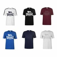 Lonsdale London Large Logo T-Shirt Mens Boxing Top Tee Shirt Tshirt