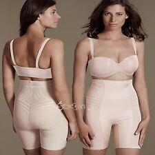 b7b485fd2c Ladies Ex M S Firm Control Magicwear Geometric Waist   Thigh Cincher Sizes  ...